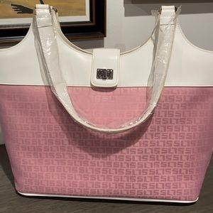 NEW: SUSAN LUCCI SHOULDER BAG